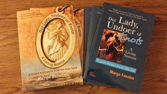 Marge Fenelon, Our Lady, Undoer of Knots, India