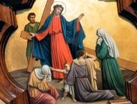 Way of the Cross, Catholic church, Good Friday, Weeping Women, Jerusalem
