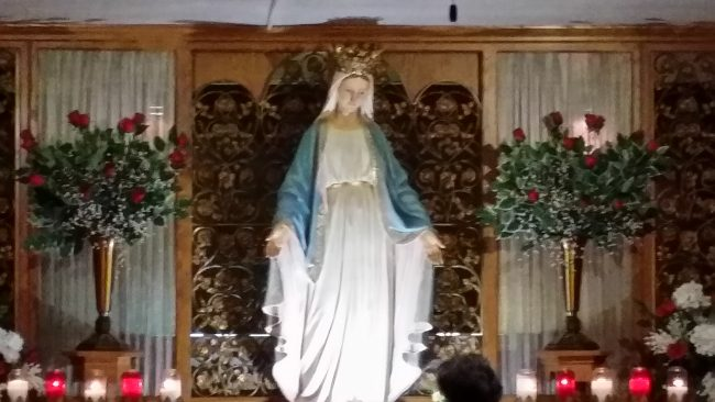 Our Lady of Good Help, Virgin Mary, Marian Pilgrimage, Marge Fenelon