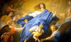 Blessed Virgin Mary, Assumption of Mary, Catholic Church, Marge Fenelon
