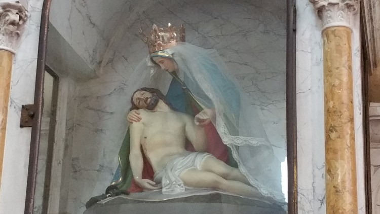 Our Lady of Sorrows, Marian Pilgrimage, Marge Fenelon