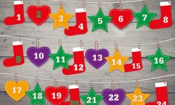 Advent, Marge Fenelon, Christmas