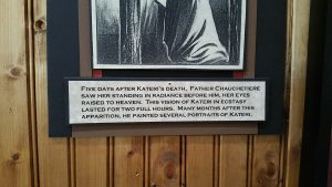 Marian Pilgrimage, Marge Fenelon, Our Lady of the Martyrs
