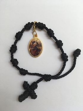 Our Lady Undoer of Knots, Rosary Bracelet, Novena