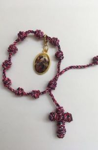 Our Lady Undoer of Knots, Novena, Rosary, Bracelet, Blessed Virgin Mary