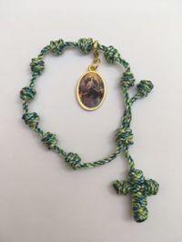 Our Lady Undoer of Knots, Novena, Rosary, Bracelet