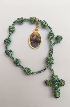 Our Lady Undoer of Knots, Novena, Rosary, Bracelet