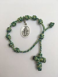 Our Lady Undoer of Knots, Novena, Bracelet, Rosary