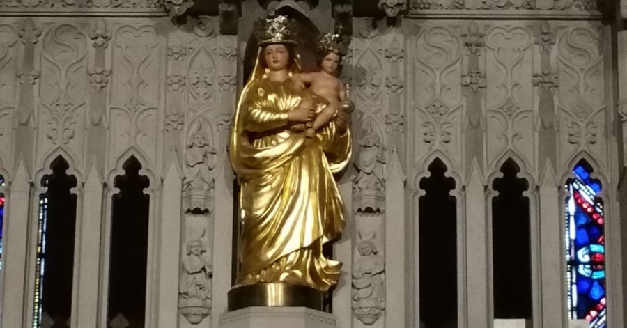 Our Lady of Prompt Succor, New Orleans, Andrew Jackson, Ursuline