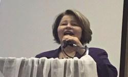 Marge Fenelon, Speaker