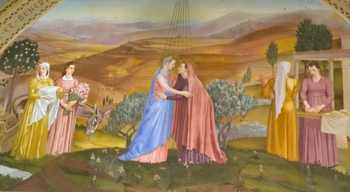 How Will Mary Visit YOU today? – Marge Steinhage Fenelon