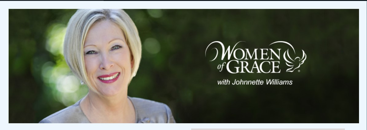 Exciting! My Five-Part Series on Women of Grace Airs June 17-21! – Marge Steinhage Fenelon
