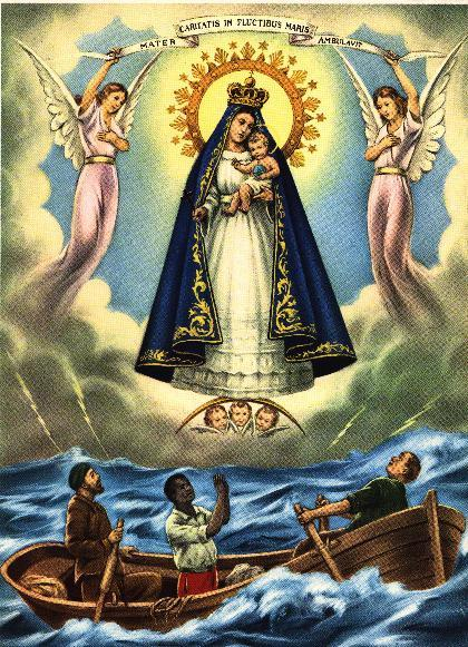 Blessed Virgin Mary, Charity, Cuba, Novena
