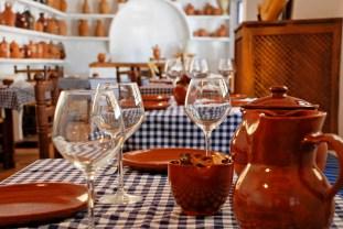 ristorante el alfar interno