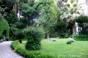 Borghese Park in Rome Photo by Margie Miklas