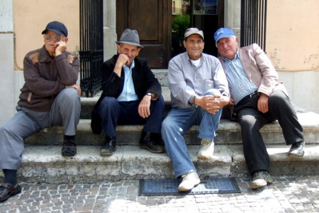 Italian People – Photo of the Day