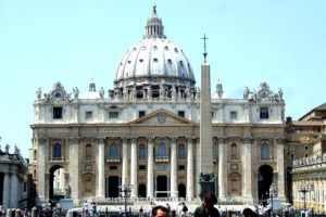 St Peter's Basilica Photo by Margie Miklas