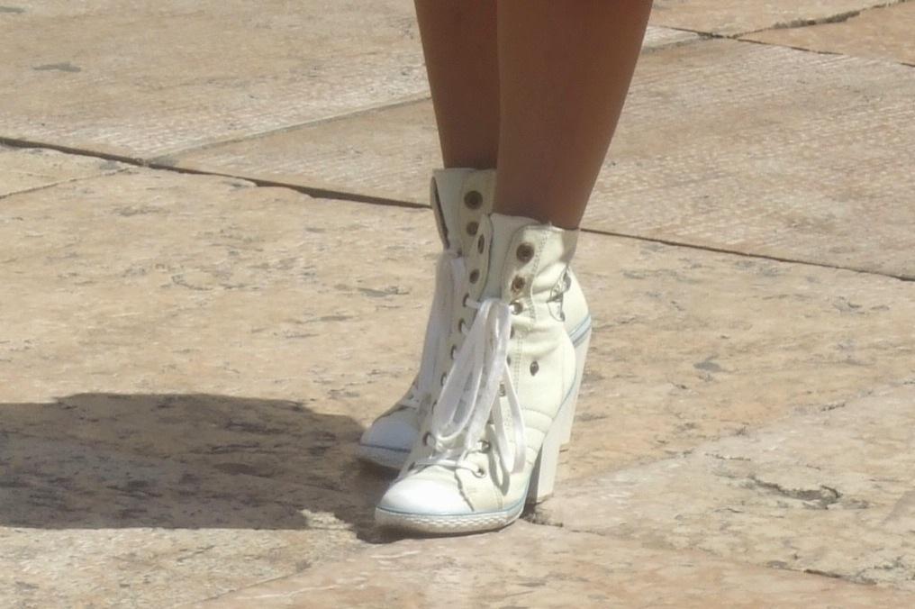 Photo by Margie Miklas Italian shoes