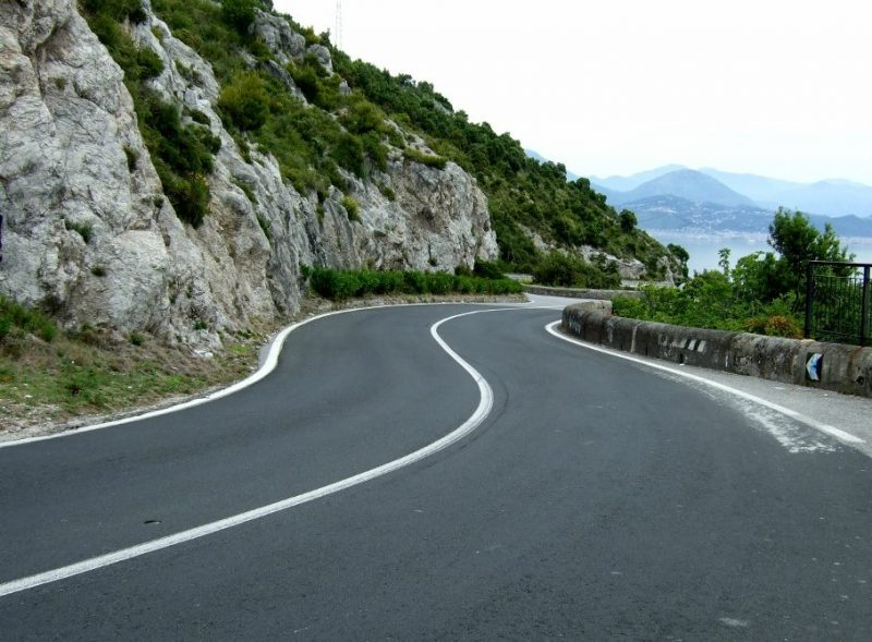 A Video View of Positano and the Amalfi Coast Road