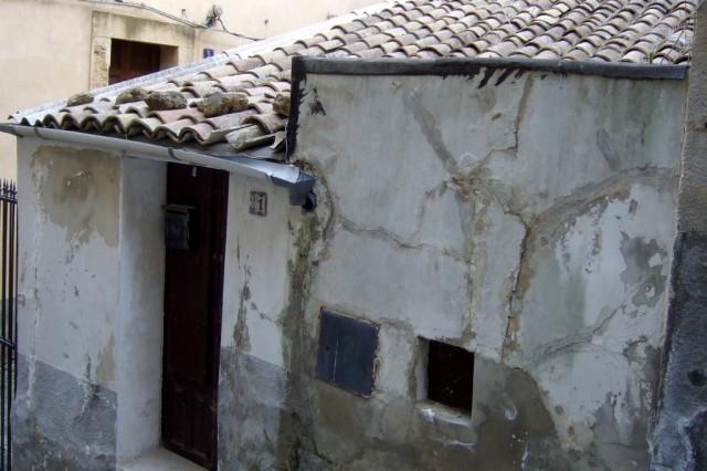 In centro storico in Caltagirone