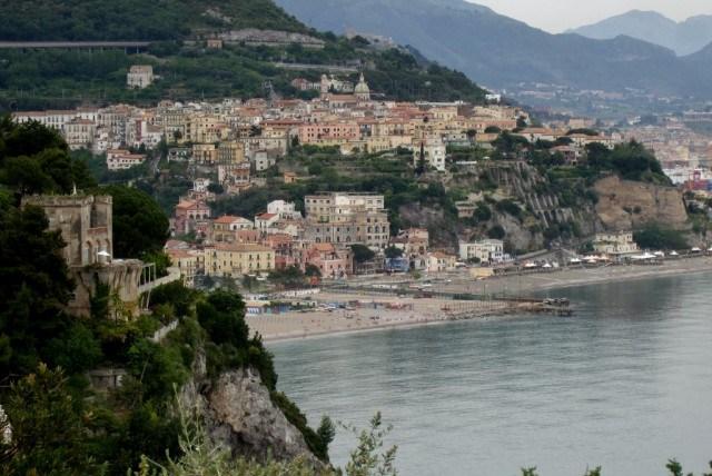 Vietri sul Mare on Amalfi Coast