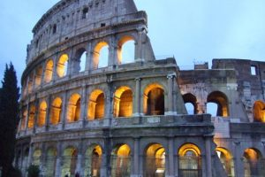 Colosseum Phot by Margie Miklas