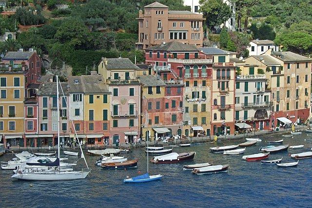 Portofino harbor Photo by Margie Miklas