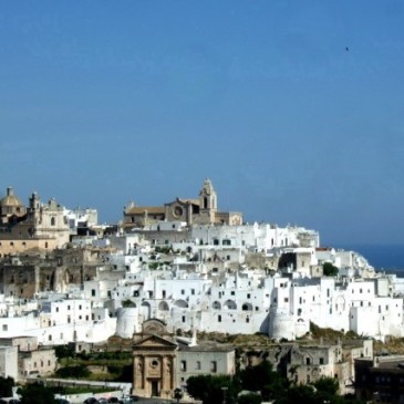 Italy Travel – Photos from Ostuni in Puglia