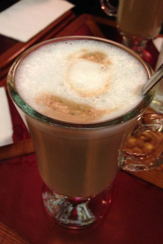 Veniero's Cappuccino