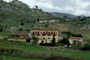 Sicilian countryside outside Caltagirone Photo by Margie Miklas