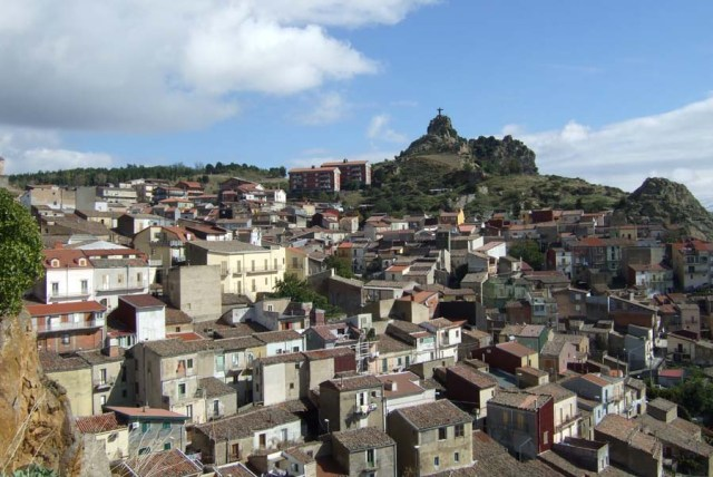 Village of my grandparents - Cesarò