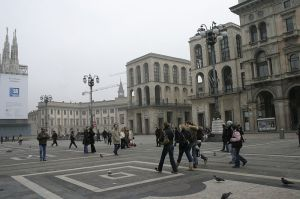 Palazzo Reale a Milano photo by Margie Miklas