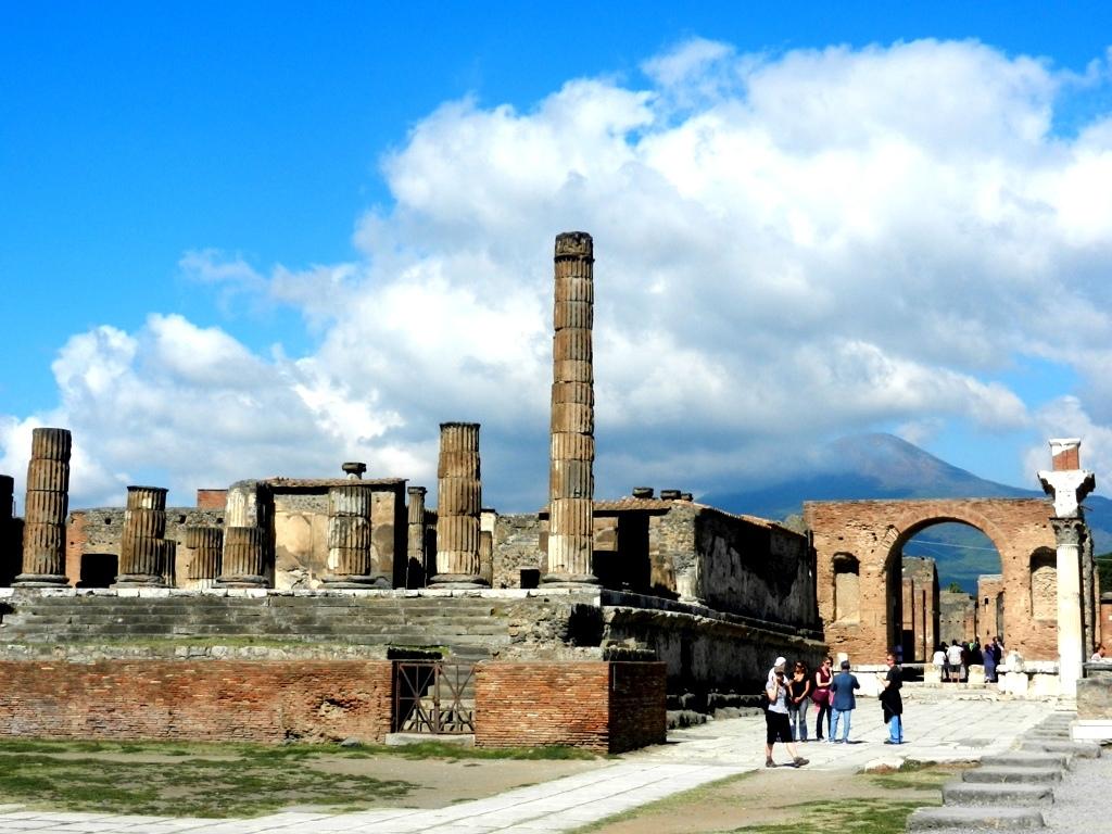 Pompei in Photos