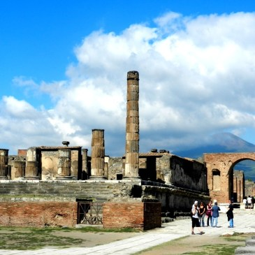 Pompei in Photos
