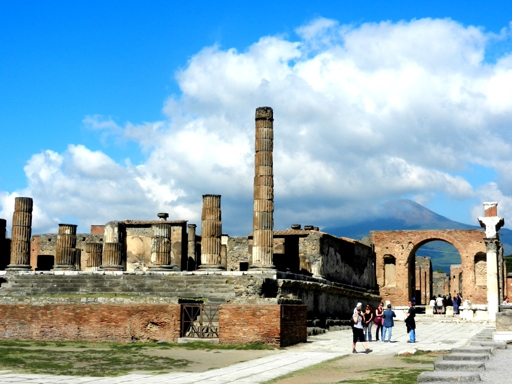 Pompei Photo by Margie Miklas