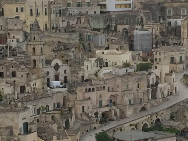 Matera in Basilicata, Italy - Photo by Margie Miklas