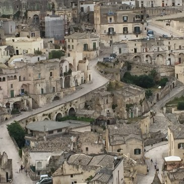Experience the Sassi of Matera