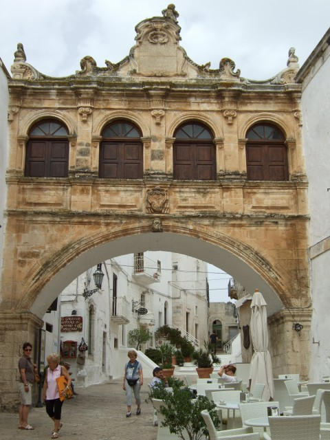 Ostuni - Photo by Margie Miklas
