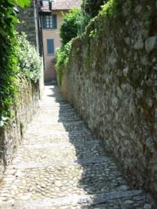 Staircasee to Pescallo Photo by Margie Miklas