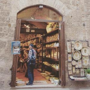 San Gimignano Photo by Ishita Sood
