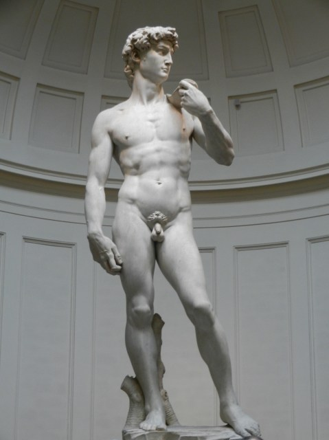 Statue of David Photo by MArgie Miklas