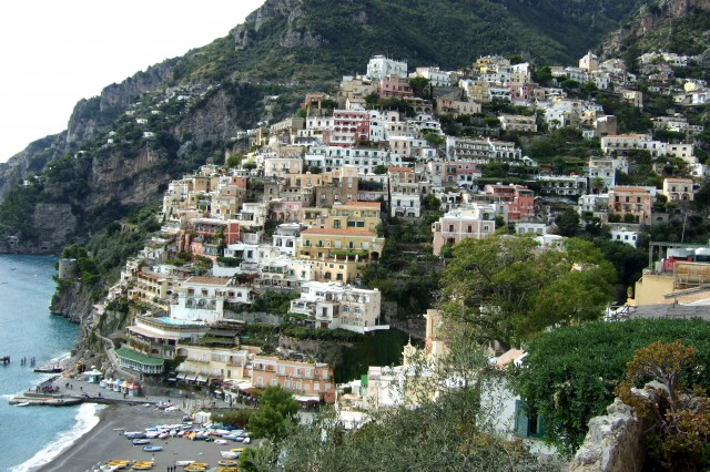 Positano -Photo by Margie Mik