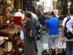 San Gregorio Armeno in Naples - Photo by Margie Miklas