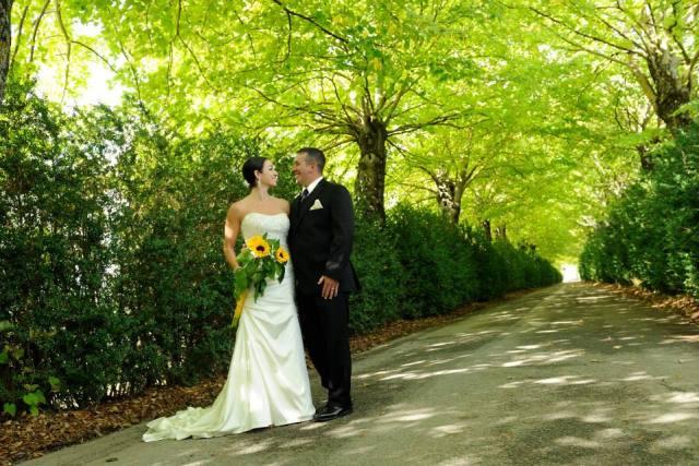 Tuscan Wedding Photo by Jennifer Martin