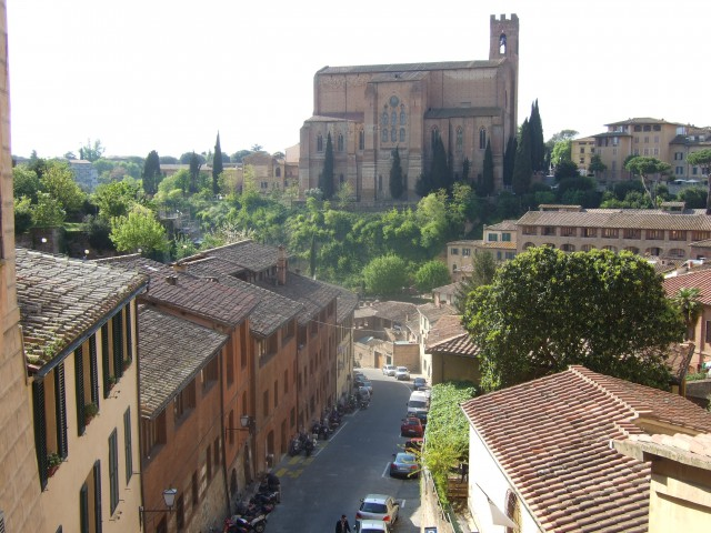 An Evening in Siena – Book Excerpt (Audio)