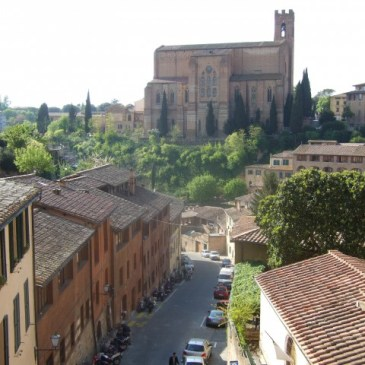 An Evening in Siena – Book Excerpt (Audio)
