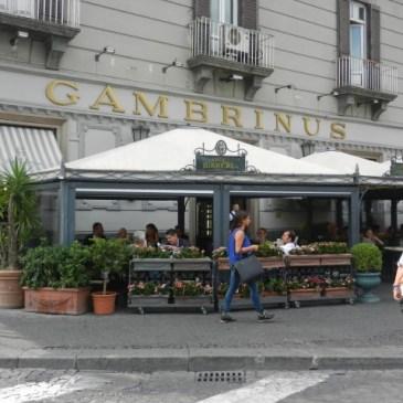 Caffè Sospeso – A Naples Tradition