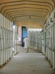 Hospital in Veice - photo by Margie Miklas