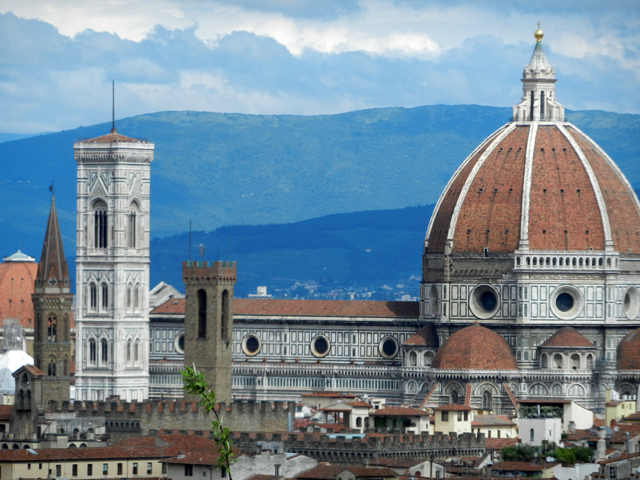 Florence, Italy Photo by Margie Miklas