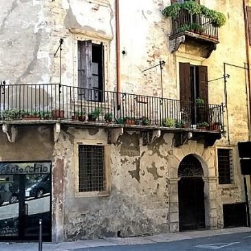 Around the Corner in Verona